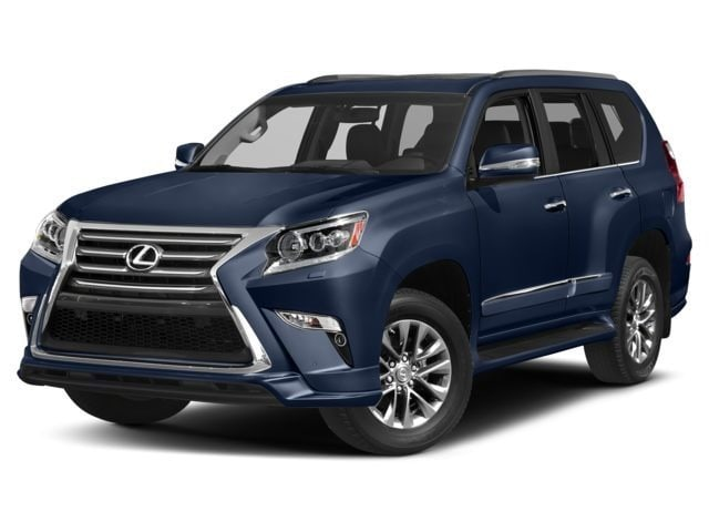 New 2018 LEXUS GX 460 Luxury Luxury SUV Reno