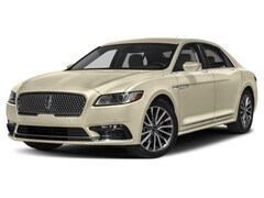 2018 Lincoln Continental Select FWD Sedan
