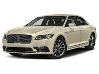 2018 Lincoln Continental Select Car