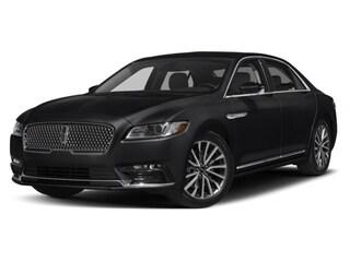 New 2018 Lincoln Continental Reserve Sedan Corpus Christi, TX