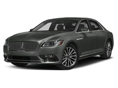 New Lincoln 2018 Lincoln Continental Reserve Sedan in Louisville, KY
