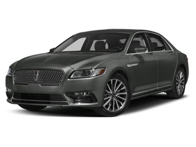 2018 Lincoln Continental Reserve FWD Car