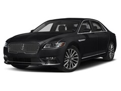 2018 Lincoln Continental Livery Sedan