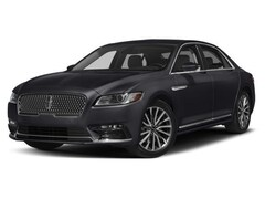 Used 2018 Lincoln Continental Select AWD Sedan