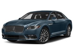 2018 Lincoln Continental Select AWD Sedan
