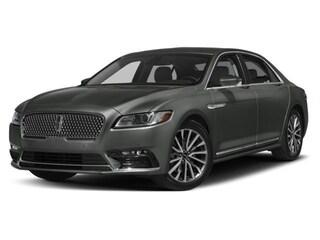 New 2018 Lincoln Continental Reserve Sedan Fresno, CA