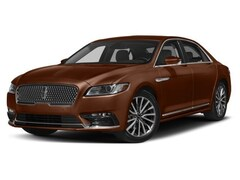 2018 Lincoln Continental Black Label AWD Sedan