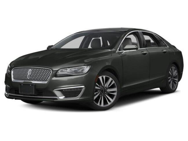 New 2018 Lincoln MKZ Premiere Car Near Detroit