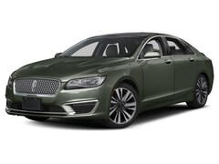 2018 Lincoln MKZ Select AWD EcoBoost Sedan
