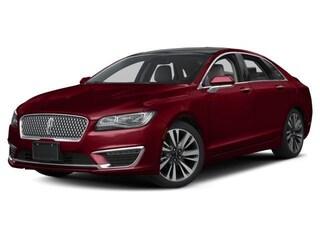 2018 Lincoln MKZ Select AWD Sedan