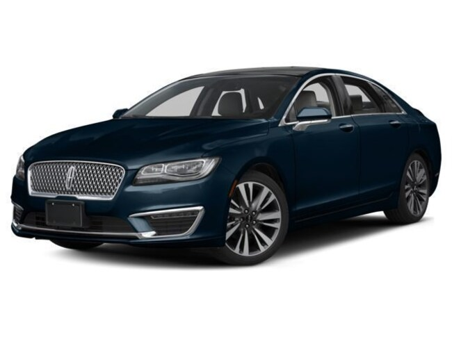 New 2018 Lincoln MKZ Reserve Sedan Grand Forks, ND