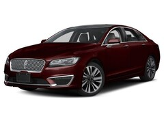 2018 Lincoln MKZ Reserve AWD Car