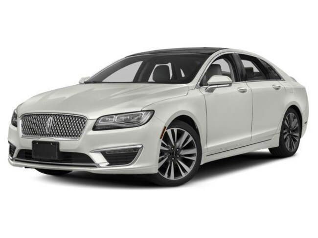 2018 Lincoln MKZ Reserve Car