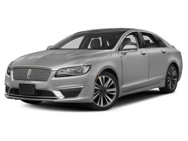 New 2018 Lincoln MKZ Reserve Car Near Detroit
