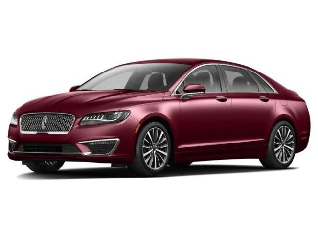 New 2018 Lincoln MKZ Hybrid Sedan Near Detroit