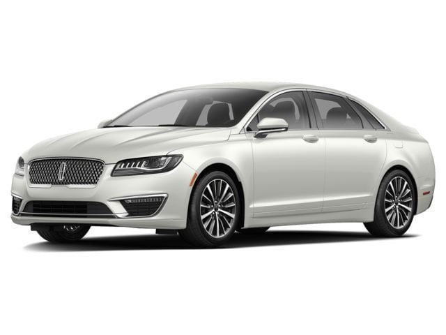 2018 Lincoln MKZ Hybrid Reserve Car