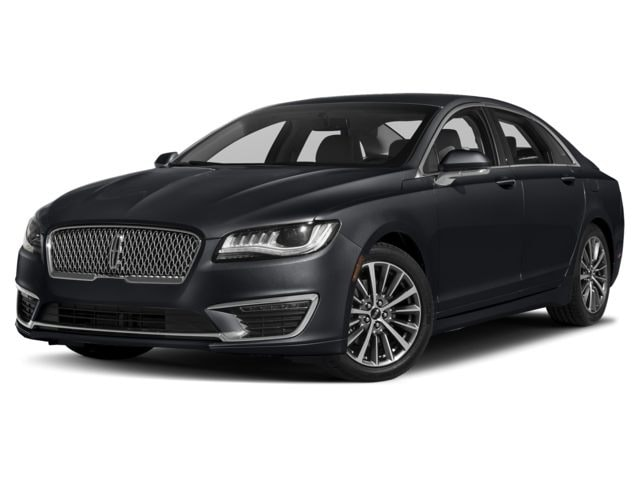 2018 Lincoln MKZ Hybrid Black Label Car