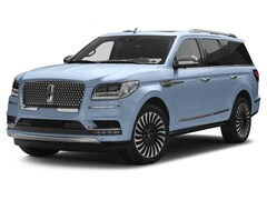 2018 Lincoln Navigator 4X4 Black Label