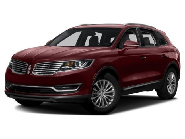 New 2018 Lincoln MKX Reserve SUV Oxnard