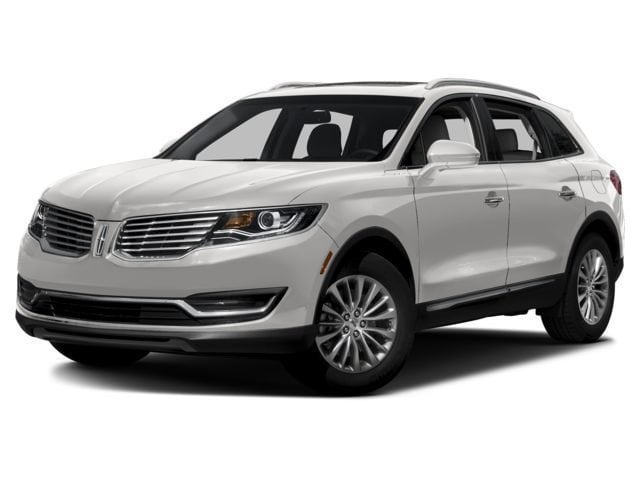 2018 Lincoln MKX Crossover