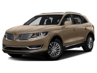 New 2018 Lincoln MKX Select SUV