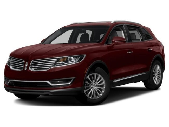New 2018 Lincoln MKX Reserve SUV for sale in Pittsburgh