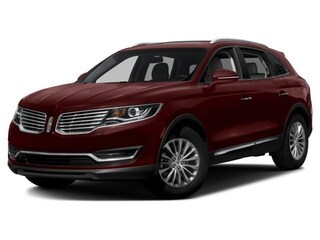 2018 Lincoln MKX Black Label SUV