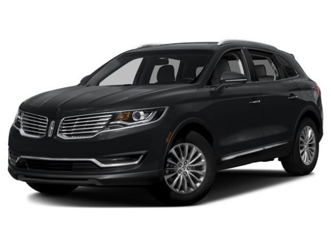 certified lincoln 2018 Lincoln MKX Black Label SUV for sale in Englewood CO