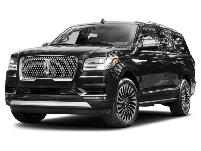 New  2018 Lincoln Navigator L 4X4 Black Label Pittsburgh Area