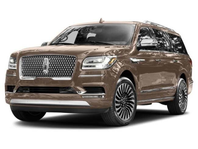 2018 Lincoln Navigator L Black Label: Review, Price >> Used 2018 Lincoln Navigator For Sale At Randy Marion Lincoln