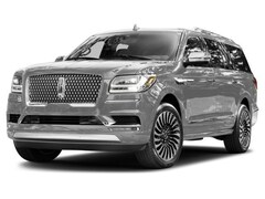 2018 Lincoln Black Label Navigator L 4x4 Black Label