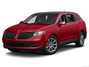 2018 Lincoln MKT Livery SUV