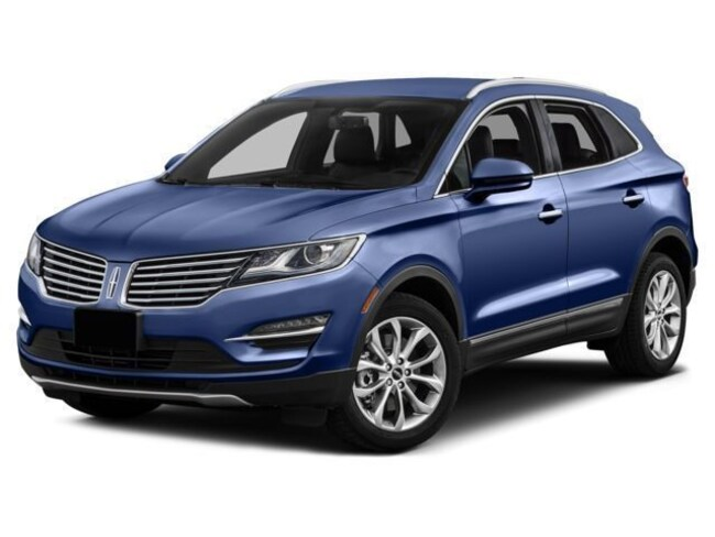 2018 Lincoln MKC Select Select AWD