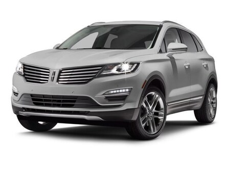 2018 Lincoln MKC Reserve All-wheel Drive SUV