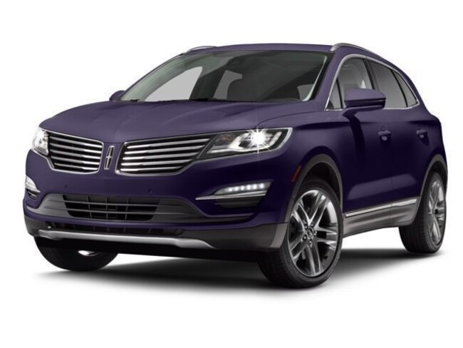 New 2018 Lincoln MKC Select Crossover Near Detroit
