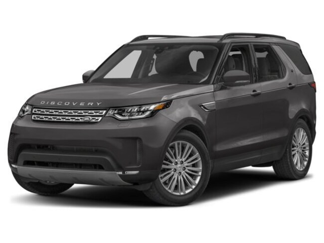 New 2018 Land Rover Discovery SE SUV in Bedford, NH