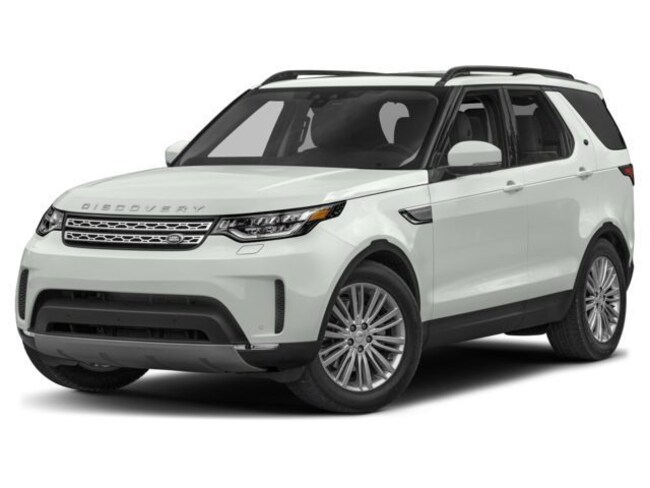 New 2018 Land Rover Discovery HSE SUV in Farmington Hills, MI