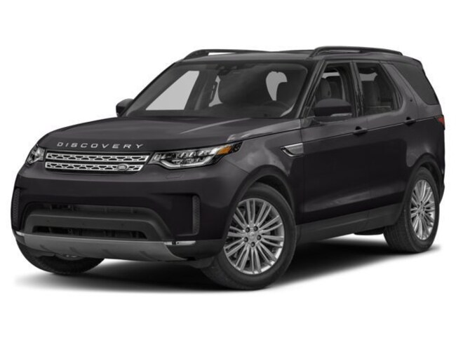 New 2018 Land Rover Discovery HSE in Farmington Hills, MI