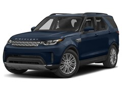 New Land Rover 2018 Land Rover Discovery HSE SUV in Dallas, TX
