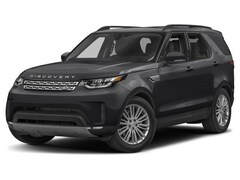 New 2018 Land Rover Discovery SUV for Sale near Boston