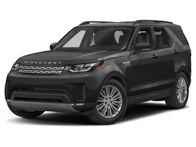Used 2018 Land Rover Discovery HSE SUV for sale in Houston