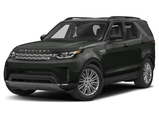 New 2018 Land Rover Discovery HSE SUV LB8217 in Bedford, NH