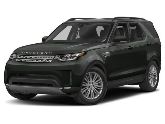 New 2018 Land Rover Discovery HSE SUV in Bedford, NH
