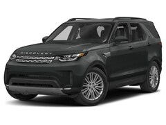 New 2018 Land Rover Discovery HSE SUV for sale in Scarborough, ME