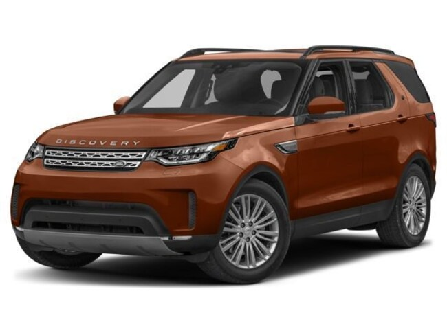 2018 Land Rover Discovery HSE V6 Supercharged Sport Utility