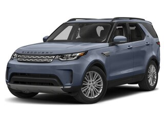 New 2018 Land Rover Discovery HSE V6 Supercharged SUV for sale in Hanover, MA at Land Rover Hanover