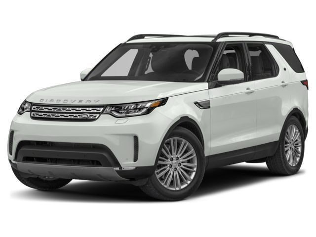 2018 Land Rover Discovery HSE SUV