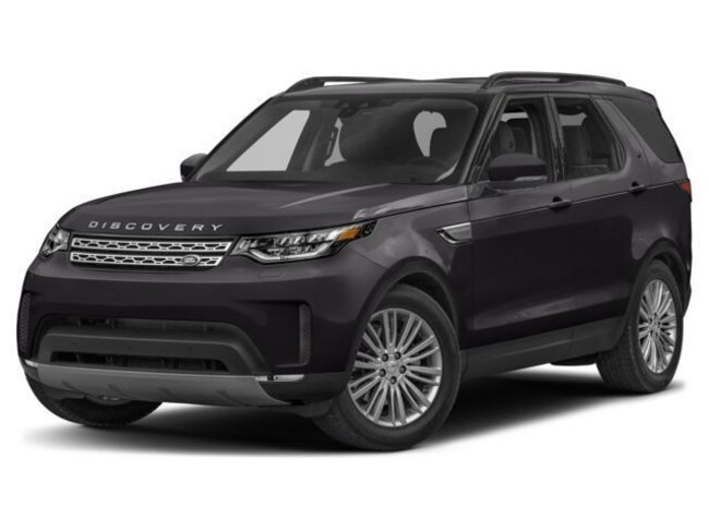 Used 2018 Land Rover Discovery HSE SUV in Tulsa