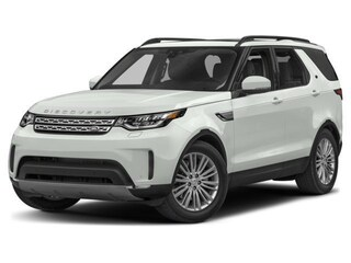 2018 Land Rover Discovery HSE Luxury HSE Luxury V6 Supercharged