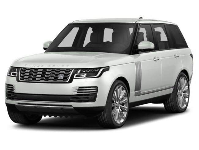 New 2018 Land Rover Range Rover 3.0L V6 Supercharged HSE SUV in Bedford, NH